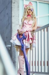 Nui Harime by Tracy Graves Cosplay by tracygraves