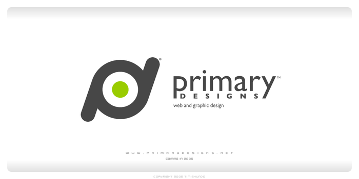 The New Primary Designs 5 by BlakliteGraphics
