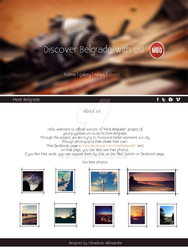 Website template by alxmm1