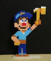 Fix-it Felix Jr. Sprite by Retr8bit