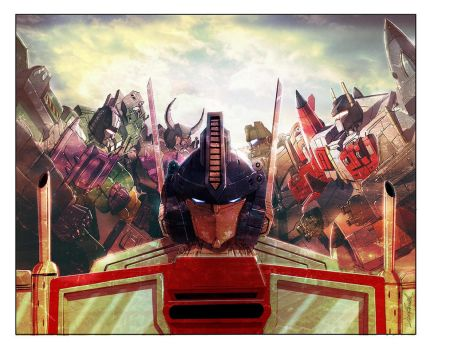 Combiner Wars linked Cover 3 by LivioRamondelli