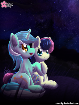 When the Night Comes Falling from the Sky by CloudDG