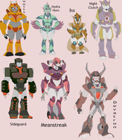 TF Character Sale 3/7 OPEN by InterstellarEnigma