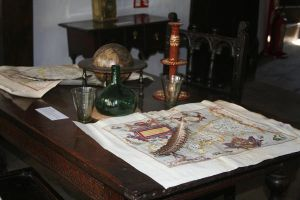 Elizabethan Table Top by witchfinder-stock