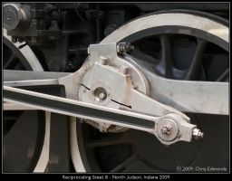 Reciprocating Steel III by classictrains