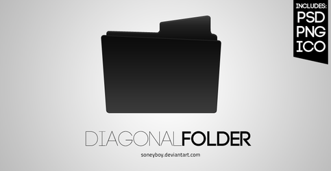 DiagonalFolder by soneyboy