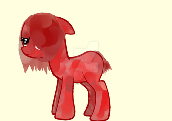 adoptable Shimmer Pony 2 by animalcare224