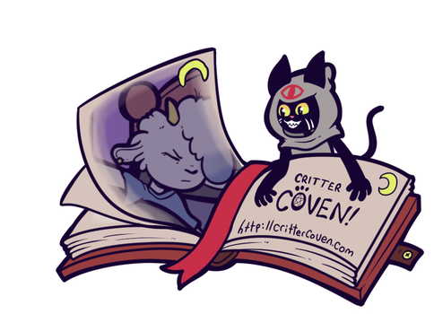 Critter Coven Page 88!! by Lucheek