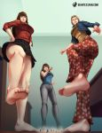 A Weekend Alone In Another Universe... by giantess-fan-comics