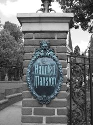 45 years of the Haunted Mansion by eRiQ