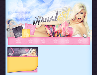 Order Layout ft. Pixie Lott #61 by BebLikeADirectioner