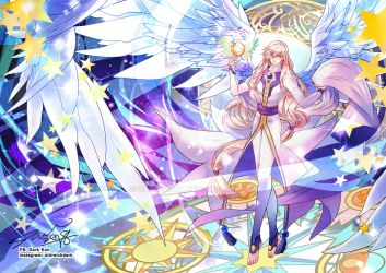 Card Captor Sakura YUE by darkn2ght