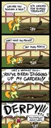 There's Treasure Everywhere! by Zicygomar