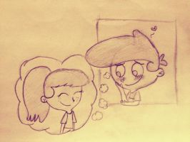 Thinking about you by LittleThingsCxD