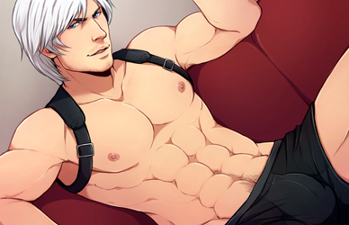 Hot Dante by NoahAsai