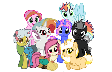 Group Photo by iLoveCreativity14