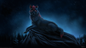 Guarding The Night by ThorinFrostclaw