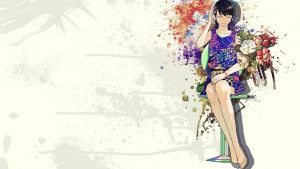 Yeon Yihwa from ToG wallpaper 1366x768 by gameriuxlt