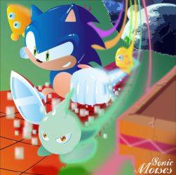Sonic colors by lorddeimons