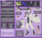Shade - Bat - Reference by Whitefeathur