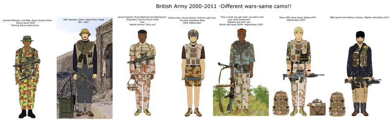 British Army DPM 2000-2011 by camorus----234