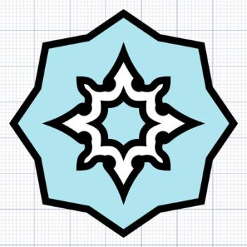 Star logo patch by goldrc4