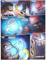 Beast Wars Future- 19- First One's Always Free by NickOnPlanetRipple