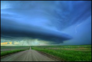 Inflow Road by FramedByNature