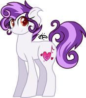 20 Point Adopt: Heart Beat by ThePegasisterPony
