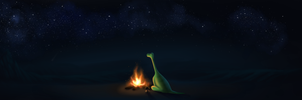 The Good Dinosaur by Pawlemagne