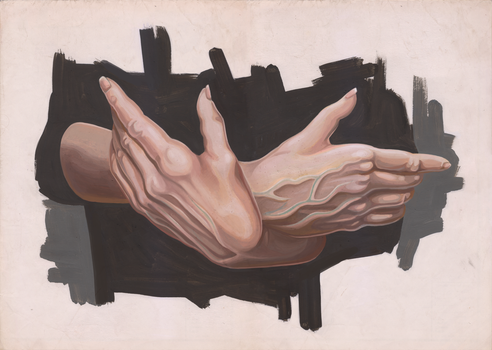 Hands by Irkis