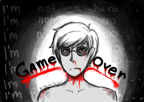 Game Over by kimchikimi