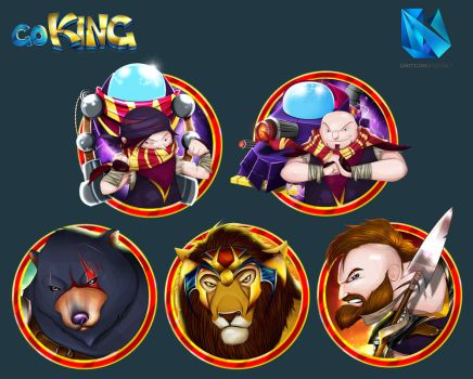 Selection Boos (goking) by dakalister