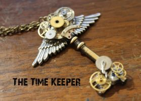 The Time Keeper by CakeFruit