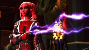 Star Wars: The Old Republic - Sith Assassin by Gelvuun