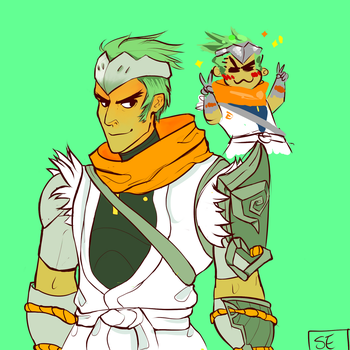 Genji by sivester
