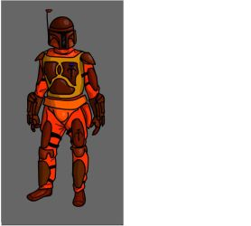 My Mandalorian by Ghost1138