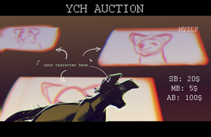 YCH AUCTION [CLOSE] by hyilp