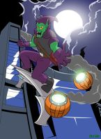 Green Goblin by Nick-McD