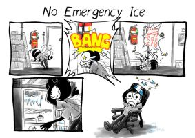 Beeswhacks 31-No Emergency Ice by InYuJi