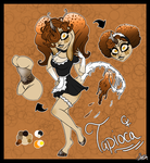 MYO Tea Unicorn - Tapioca by SavannaEGoth
