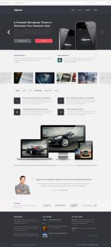 Appster | WordPress Theme by paulvictorr