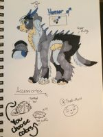 Aussie-Doodle {{MPA #1}} by humble-abode