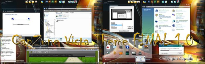 CapZune Vista Theme FINAL by CaptTechDude514