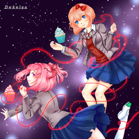 Doki Doki Galaxy by Dekelsa