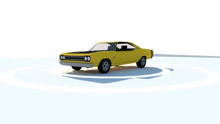 Dodge Coronet WIP 22 HiRes by elrunethe2nd