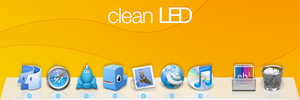 Clean LED by ebcube
