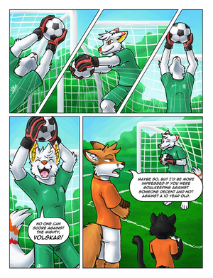 Penalty Shootout by KristKC