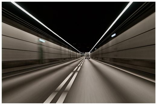 Drogden Tunnel by Hooox
