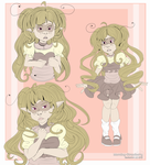 .:Annette | Sketchpage:. by Morning-Strawberry